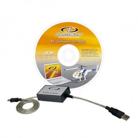 LOGICIEL PC INNOVATOR + DONGLE USB (2708)