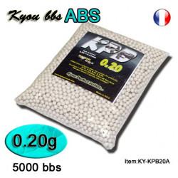 Kyou - KPB plastic 0.20g 1K (5000 bbs blanche)