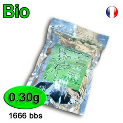 Kyou - KPB BIO 0.30g white bag of 1666 bbs