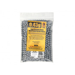 Guarder - ABS BBs 0.43g Gray bag of 1000bbs