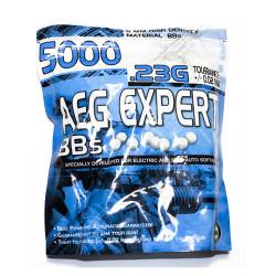 Billes Expert 6mm 0.23gr - Sachet 5000BBS- (plastique)