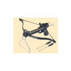 Pistolet-arbalete fibre - 80 livres