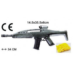 Fusil REQUIN - 6mm - ABS - 0.5J