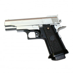 Small Hi-capa Full Metal Black - 0.5J - Spring