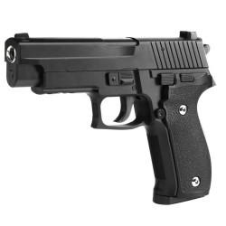 SIG P226 Full Metal Black - 0.5J - Spring