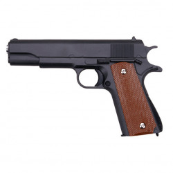1911 Full Metal Black - 0.5J - Spring