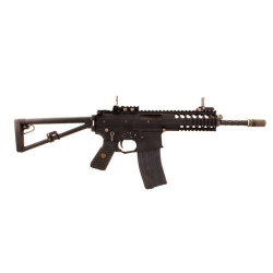 WE - KAC PDW OPEN BOLT - BLACK - GAZ - 6mm