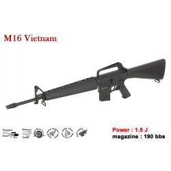 M16 Vietnam - Full metal - AEG 6mm - 1.5J