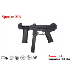 Spectre M4 - AEG 6mm - 1J