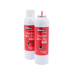 ABBEY Predator Mini Ultra Gas 270ml NEW FORMULATION