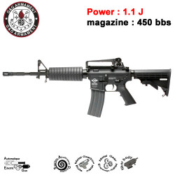 G&G - CM16 Carbine - EGC-16P-CAR-BNB-NCM - BK - 1.1J