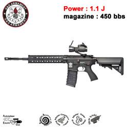 G&G - CM16 R8 L - EGC-16P-R8L-BNB-NCM - BK - 1.1J
