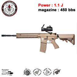 G&G - CM16 R8 L - DST EGC-16P-R8L-BNB-NCM - BK - 1.1J