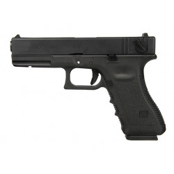 WE - S18 G3 Noir - GBB - 0.9J - 6mm