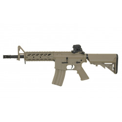 CYMA - Type M4 CQB Raider - TAN - AEG - 1.5 J - 6 mm