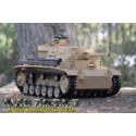 HengLong Panzer 1/16th RC Tank - Desert Camouflage (3849-1)
