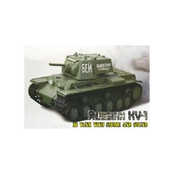 HengLong Russian Tank KV-1 - Green (3878-1)
