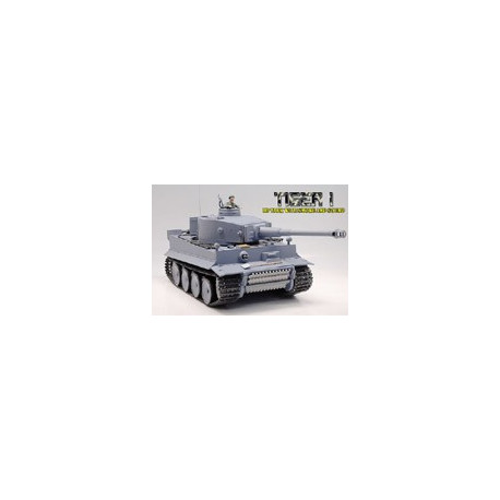 HengLong Tiger I RC Tank - City Camouflage (3818-1)