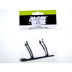 Landing Skid (left and right): 120SR (BLH3104)