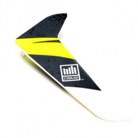 Vertical Fin with Decal: 120SR (BLH3120)