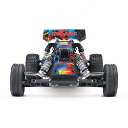 BANDIT Rock n' Roll - 4x2 - 1/10 BRUSHED TQ 2.4GHZ - SANS AQ/CHG (TRX24054-4)