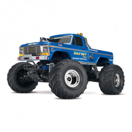 BIGFOOT NO. 1- 4x2 - 1/10 BRUSHED TQ 2.4GHZ - iD (TRX36034-1)