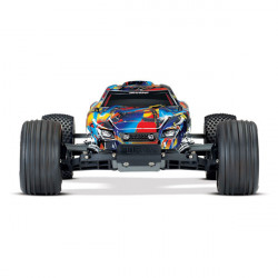 RUSTLER Rock n' Roll - 4x2 - 1/10 BRUSHED TQ 2.4GHZ - SANS AQ/CHG (TRX37054-4)