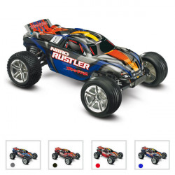 NITRO RUSTLER: 1/10-SCALE NITRO-POWERED 2WD STADIUM TRUCK (TRX44094-1)