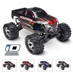 STAMPEDE 4x4 - 1/10 BRUSHED TQ 2.4GHZ - iD (TRX67054-1)