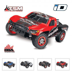 SLASH - 4x4 OBA ULTIMATE - 1/10 BRUSHLESS - iD - TSM - TELE- SANS ACC (TRX68077-24)