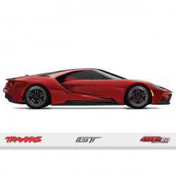 FORD GT 4-TEC 2.0 - 4X4 - 1/10 BRUSHED - SANS ACCUS/CHARGEUR (TRX83056-4)
