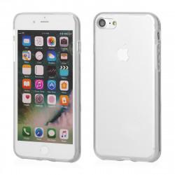"""Coque iPhone 7/8 4.7"""" PRO en gel silicone transparent extra fin 1,2mm et résistant - Souple et discrête"""