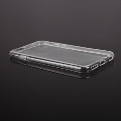 Coque iPhone 6/6s en gel silicone transparent extra fin 0,5mm et résistant - Souple et discrête