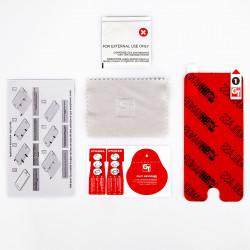 iPhone X Vitre protection Ecran NanoGlass technologie Premium - Choc absorbant/Antirayure/9H