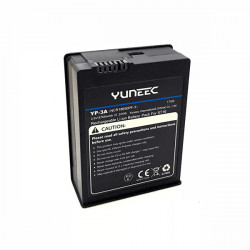 8700mAh 1-Cell/1s 3.6v LiIon Battery: ST16S (YUNST16S100)