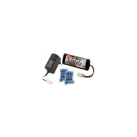 Elektro Starter Kit (Peakcharger, Stickpack, Senderbatterie) (RB1017)