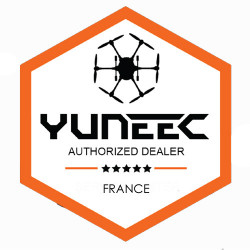 Yuneec E10T 320p Caméra thermique et RGB, 34° FOV/6.5mm