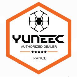 Yuneec E10T 640p Caméra thermique et RGB, 24° FOV/9.1mm