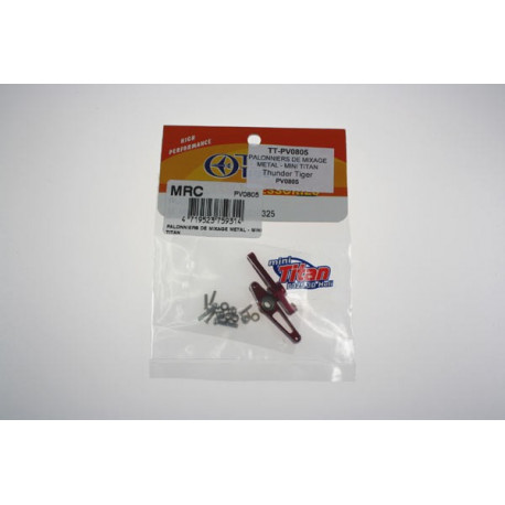 PALONNIERS DE MIXAGE METAL - MINI TITAN (PV0805)