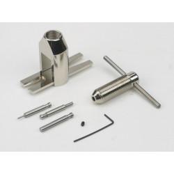 Extracteur de pignons: pour axes de 1 à 5mm