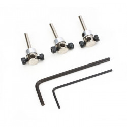 15 - 25 Adjustable Axles