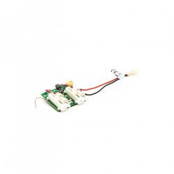 3-Ch Rx/ESC w/LED Port: Night Vapor