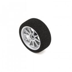 Small Wheel w/Foam: DX6R