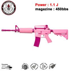 G&G - FF16 Carbine - EGR-16P-FFC-PNB-NCM - PINK - 1.1J