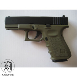 KJWORKS - G32C - GBB - Culasse métal - OD - 1J - 6mm