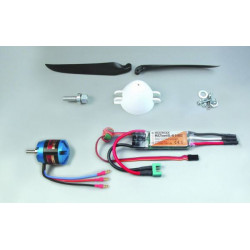 "set de propulsion ""EasyGlider PRO 3S-TUNING"" Li-BATT powered (333650)"