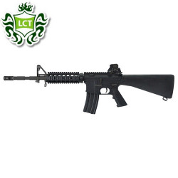 LCT - LR-16 Fixed Stock-RS BlowBack