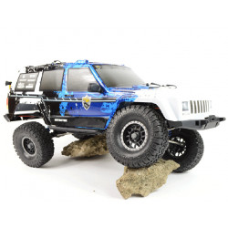 FS Racing 1:10 Scale RC Rock Crawler With PC Body Shell