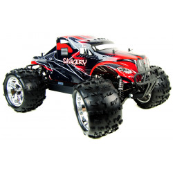 HSP 1:8 Scale 4WD Brushless Electric RC Monster Truck 2.4G - Big Rig Style