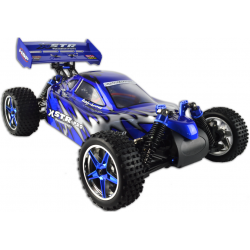HSP XSTR Pro Brushless Electric Buggy 2.4Ghz - R-SPEC Blue